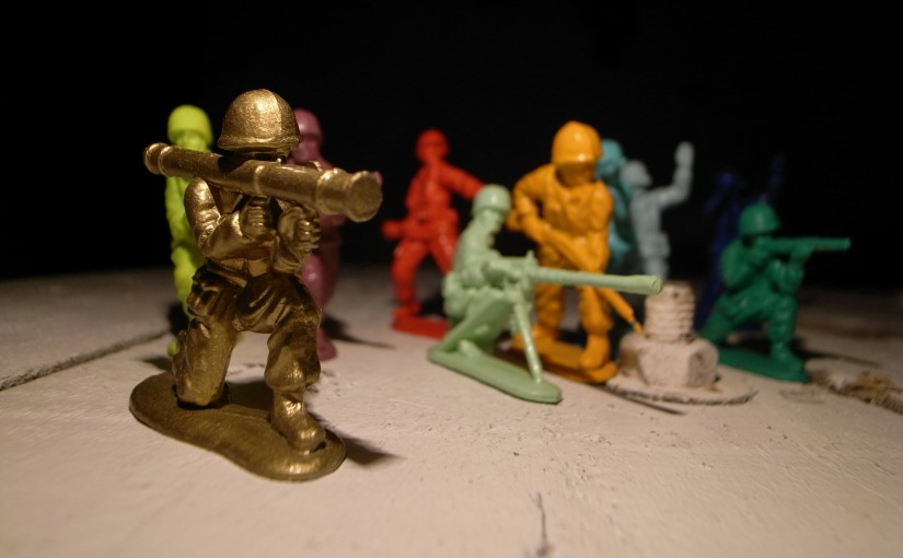Color Soldiers